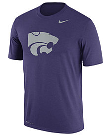 Nike Men's Kansas State Wildcats Legend Logo T-Shirt