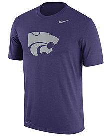 Nike Men's Kansas State Wildcats Legend Logo T-Shirt