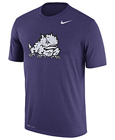 Nike Men's TCU Horned Frogs Legend Logo T-Shirt