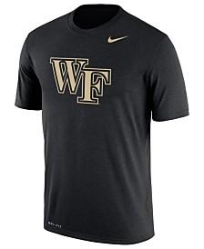 Nike Men's Wake Forest Demon Deacons Legend Logo T-Shirt