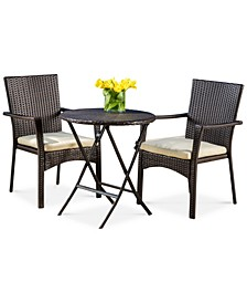 Havant 3-Pc Bistro Set