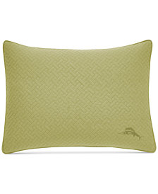 "Tommy Bahama Home La Scala Breezer 12"" x 16"" Decorative Pillow"