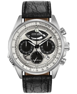 chronograph eco drive calibre 2100