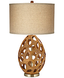 CLOSEOUT! Pacific Coast Luna Table Lamp