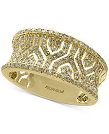 EFFY® Diamond Band (1/2 ct. t.w.) in 14k Gold