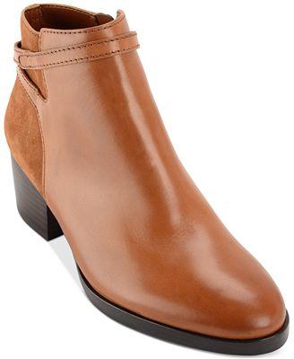 Lauren Ralph Lauren Women's Damara Ankle Bootie