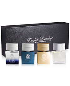 English Laundry Men's 4-Pc. Coffret Gift Set