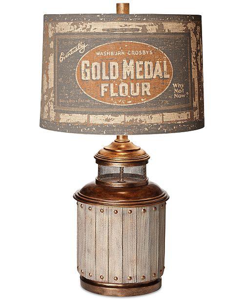 Pacific coast americana table lamp lighting lamps home macys main image main image aloadofball Gallery