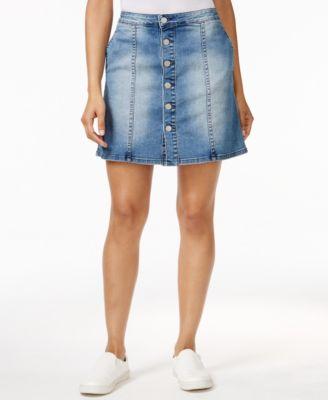 Denim Skirts: Shop Denim Skirts - Macy's