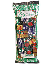 Betsy Ann Chocolates Foil-Wrapped Presents