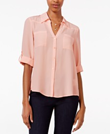Womens' Dress Shirts: Shop Womens' Dress Shirts - Macy's