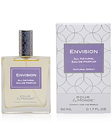 ENVISION Certified 100% Natural Eau de Parfum, 1.7 oz