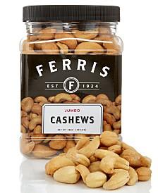 Ferris Roasted Salted Cashews