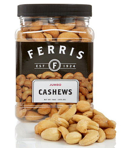Ferris Roasted Salted Cashews