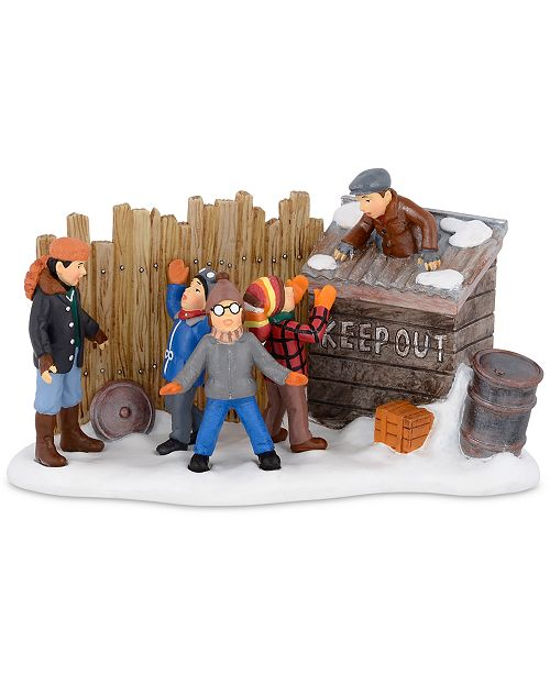 product details department 56 presents the a christmas story
