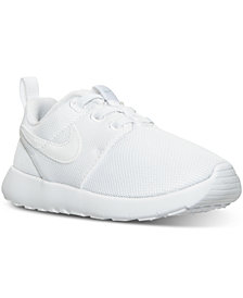 Nike Toddler Girls' Roshe One Casual Sneakers from Finish Line