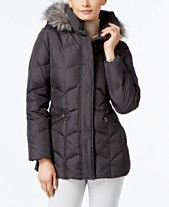 548955db6 Down Alternative Womens Coats - Macy s