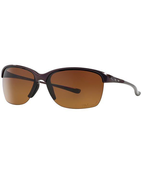 Oakley Polarized Sunglasses , OO9191-E