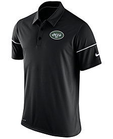 Nike Men's New York Jets Team Issue Polo Shirt