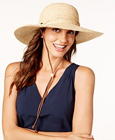 Adjustable Strap Sun Hat
