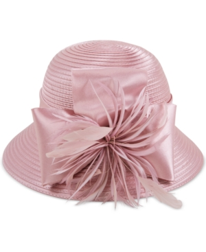 Edwardian Style Hats, Titanic Hats, Derby Hats August Hats Feminine Dress Cloche $35.70 AT vintagedancer.com