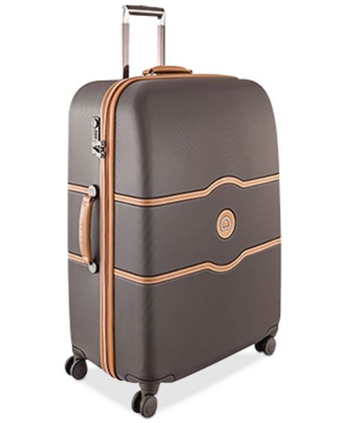 Delsey Clet Plus 28 Hardside Spinner Suitcase Upright Luggage Macy S