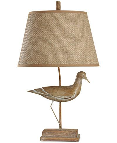 StyleCraft Sandpiper Avadi Finish Table Lamp