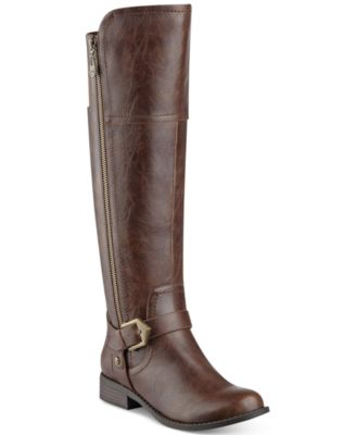 G by GUESS Hailee Riding Boots - Boots - Shoes - Macy's