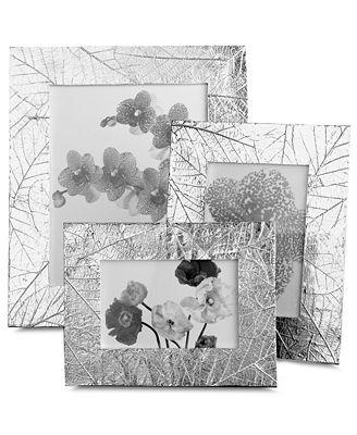 michael aram forest leaf frame collection