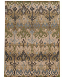 Tommy Bahama Home Vintage 8122W Beige Area Rug