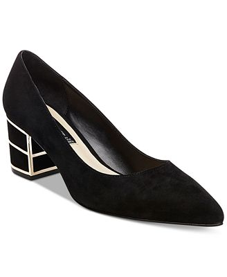 STEVEN by Steve Madden Buena Pointed-Toe Pumps