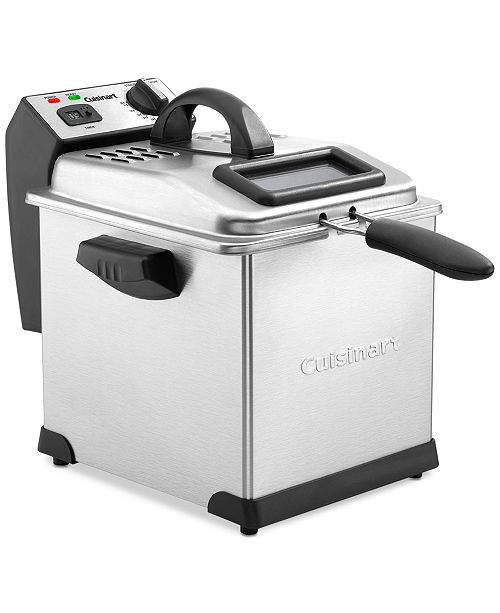 CDF-170 3.5-Qt. Deep Fryer
