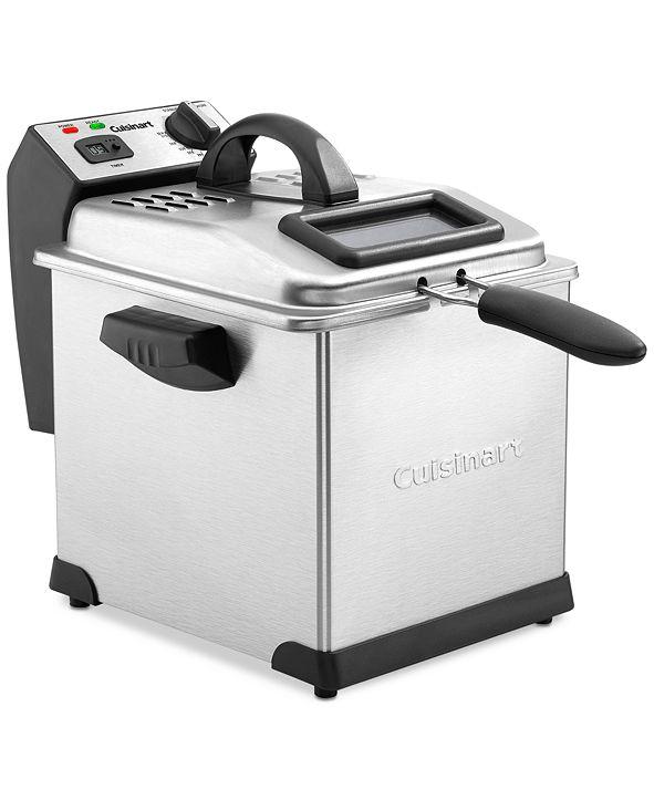 Cuisinart CDF-170 3.5-Qt. Deep Fryer