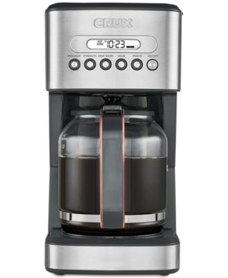 crux crx14540 14cup coffee maker created for macyu0027s - Coffee Brewer