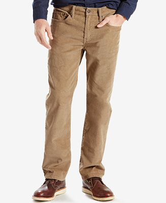 Levi S 514 Straight Fit Bedford Corduroy Pants Amp Reviews