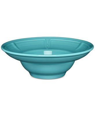 Turquoise Signature Bowl