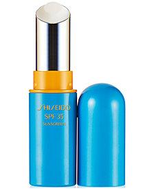 Shiseido Sun Protection Lip Treatment SPF 35, 0.14 oz.