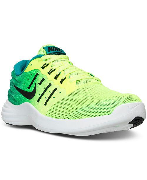 new concept aad49 488b7 Nike Men s LunarStelos Running Sneakers from Finish Line  Nike Men s  LunarStelos Running Sneakers from Finish ...