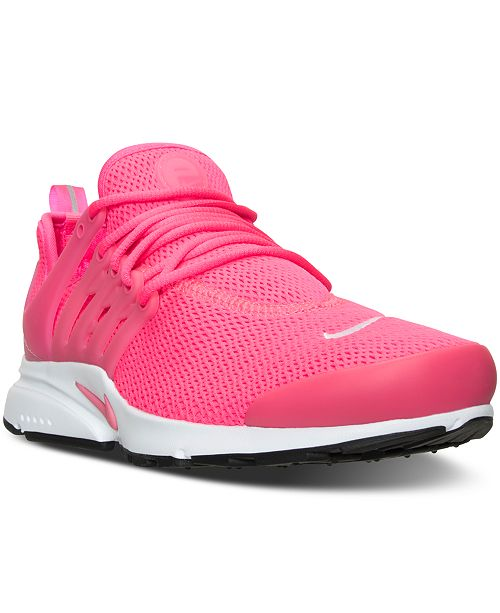 ebf4e3f3489d Nike Women s Air Presto Running Sneakers from Finish Line   Reviews ...