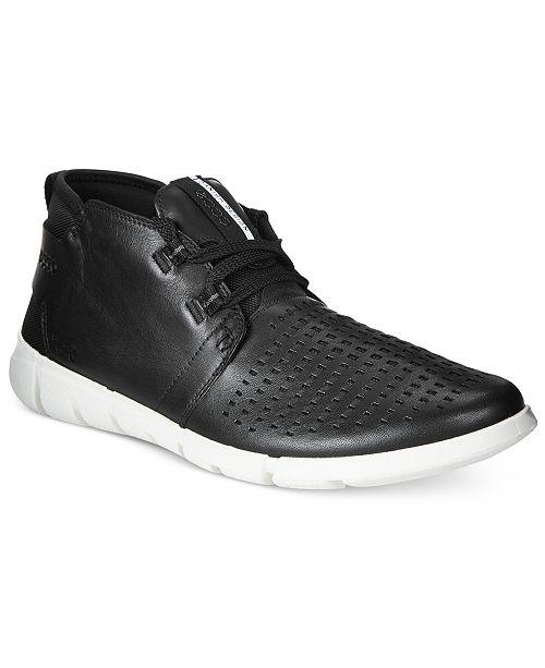6901d80fb4 Ecco Men's Intrinsic Chukka Sneaker & Reviews - All Men's Shoes ...
