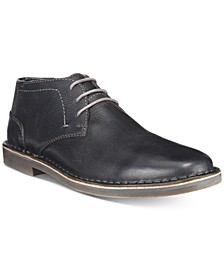 Desert Sun Leather Chukka Boots