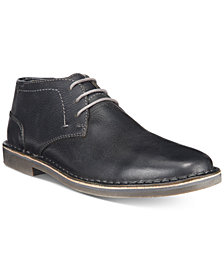 Kenneth Cole Reaction Desert Sun Leather Chukka Boots
