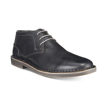 Kenneth Cole Reaction Desert Sun Mens Leather Chukka Boots