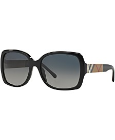 Burberry Polarized Sunglasses , BE4160P