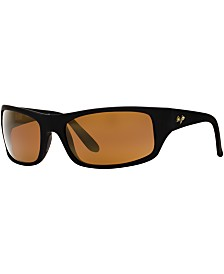 Maui Jim PEAHI Polarized Sunglasses , 202