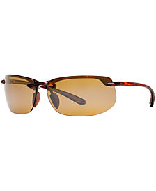 Maui Jim Polarized Banyans Sunglasses, 412