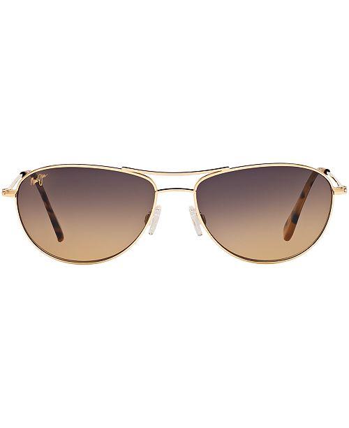 842c6ea1e214 Maui Jim Polarized Baby Beach Polarized Sunglasses