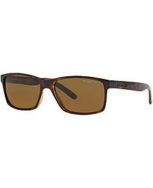 Arnette Polarized Sunglasses, AN4185 Slickster