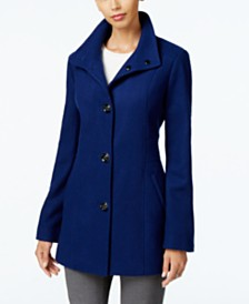 Peacoat Womens Coats - Macy's
