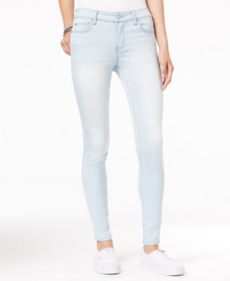 Image of Celebrity Pink Juniors' Curvy Dawson Infinite Stretch Super-Skinny Jeans
